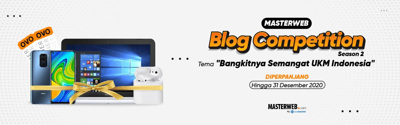 kompetisi blog masterweb