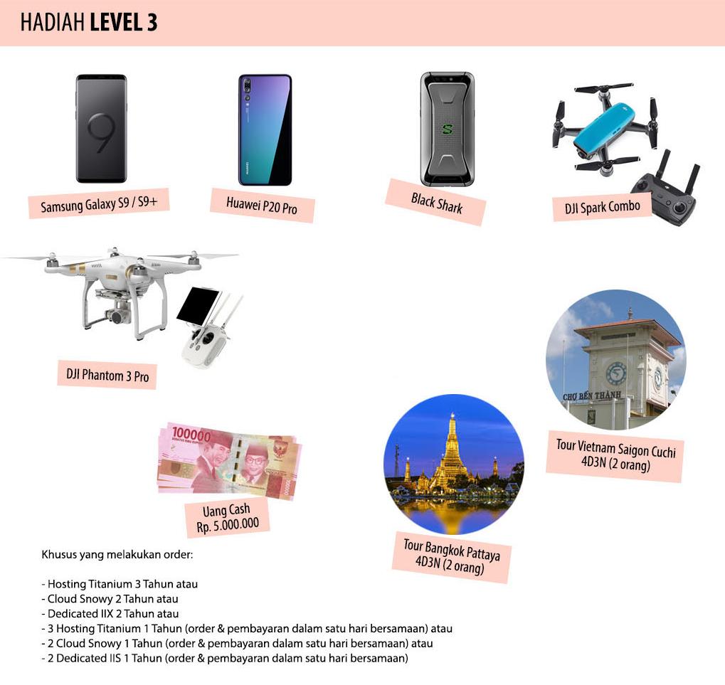Gebyar Ramadhan Hadiah Langsung Tanpa di Undi 2018 4