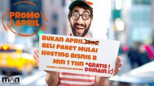 domain gratis awal april 1