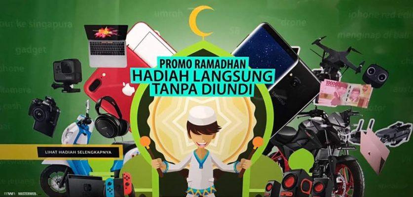hadiah berkah ramadhan