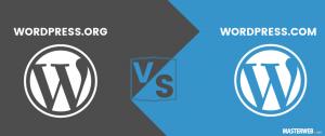 wordpress org vs wordpress com 1