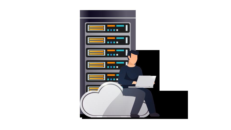 Cloud Server Masterweb