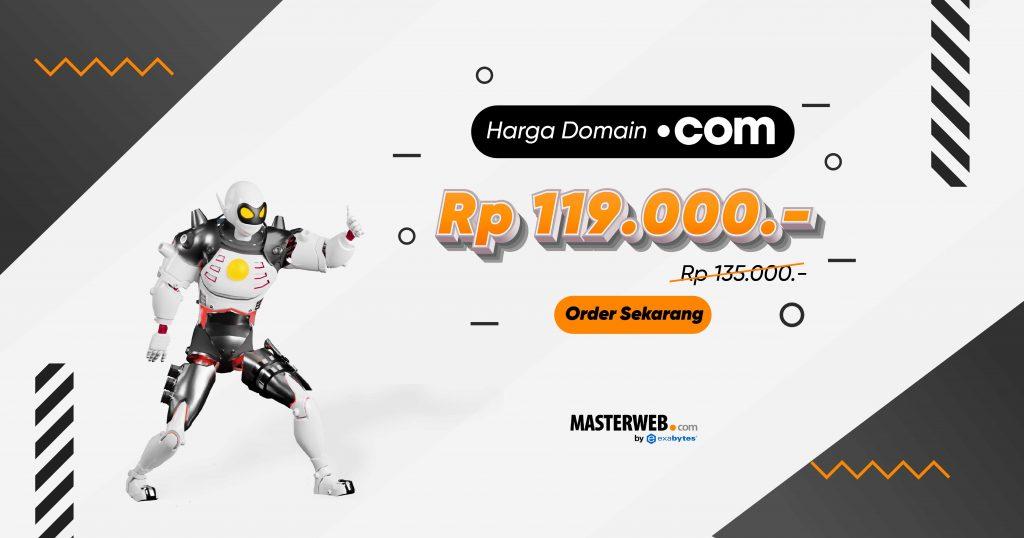 Domain.COM Turun Harga