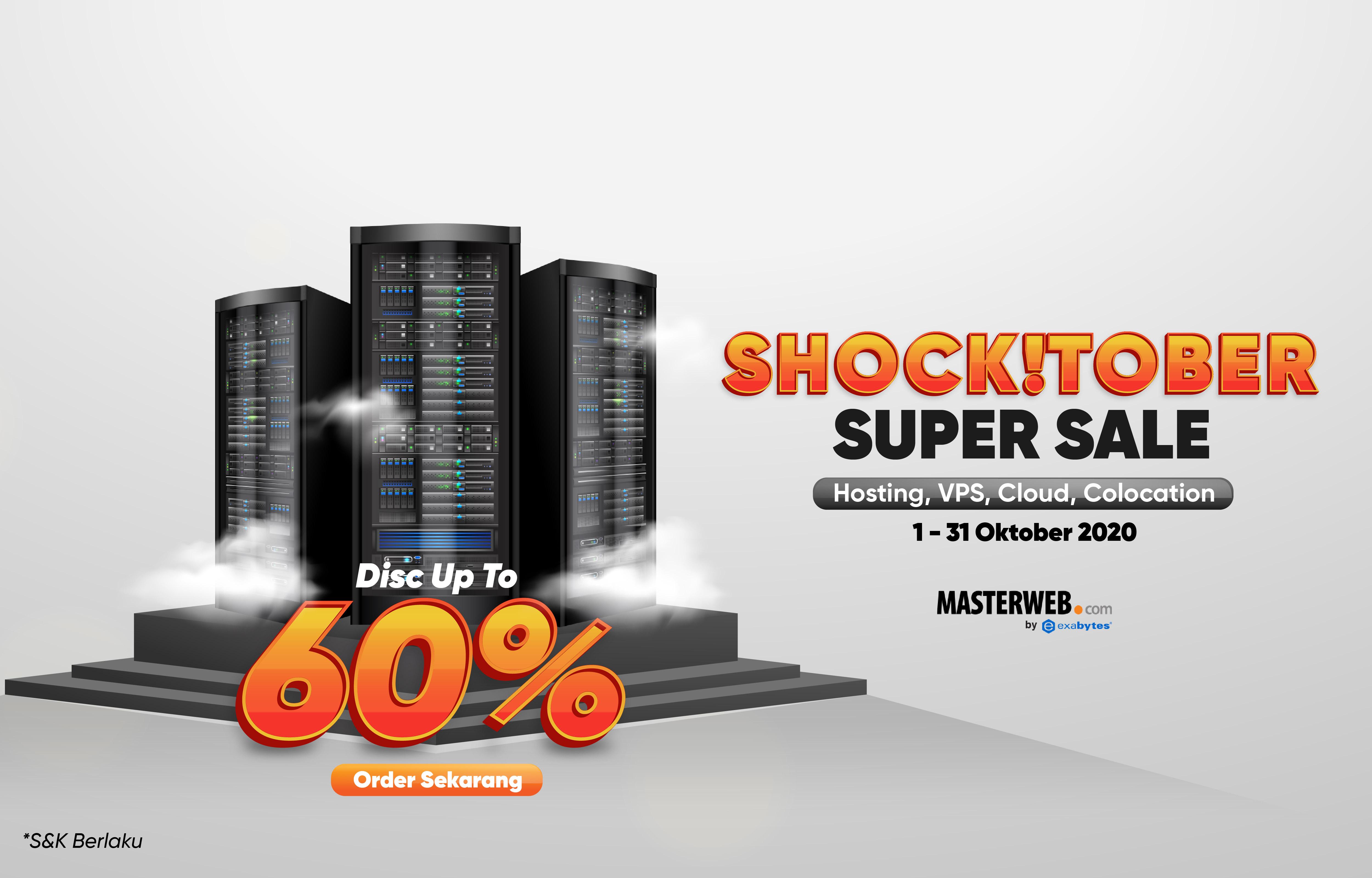 SHOCKTOBER Super Sale
